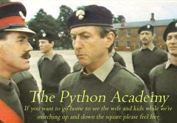 The Python Academy